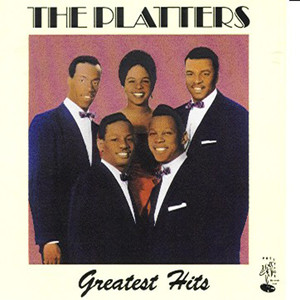 The Platters Magic Touch cover