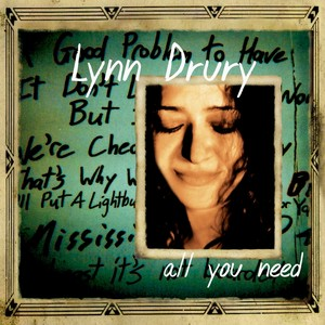 Album cover for Come To My House by Lynn Drury