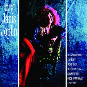 The Very Best Of Janis Joplin album