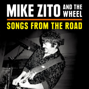 Mike Zito, The Wheel Little Red Corvette cover