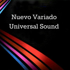 Nuevo Variado Universal Sound (Cross Over) Albumcover