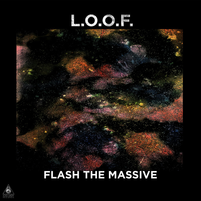 Album cover for Flash the Massive by LOOF