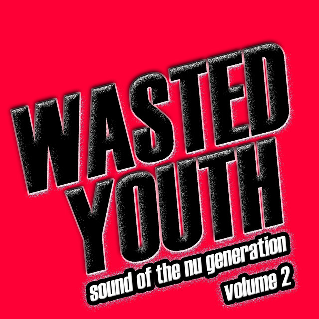 Various Artists Wasted Youth, Vol. 2 (Music of the Nu Generation) album cover