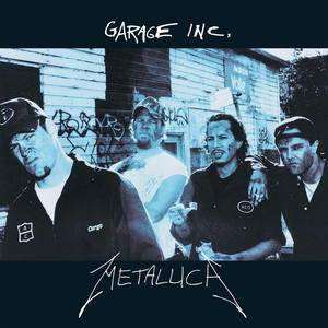 Garage Inc. cover