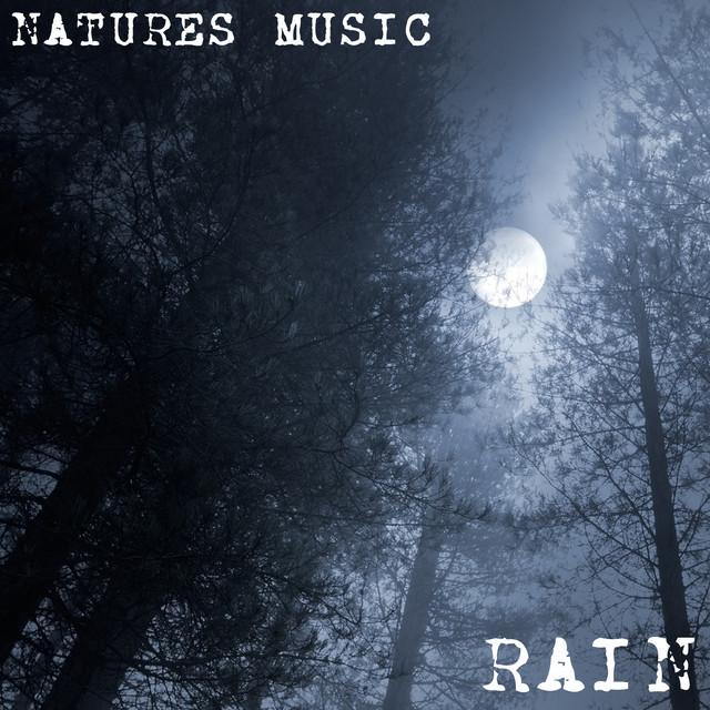 Natures Music - Rain Albumcover