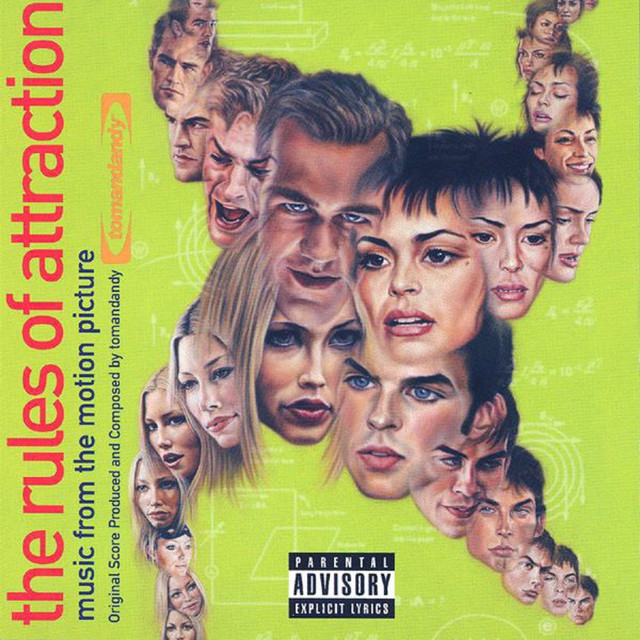 Various Artists The Rules of Attraction (Original Motion Picture Soundtrack) album cover