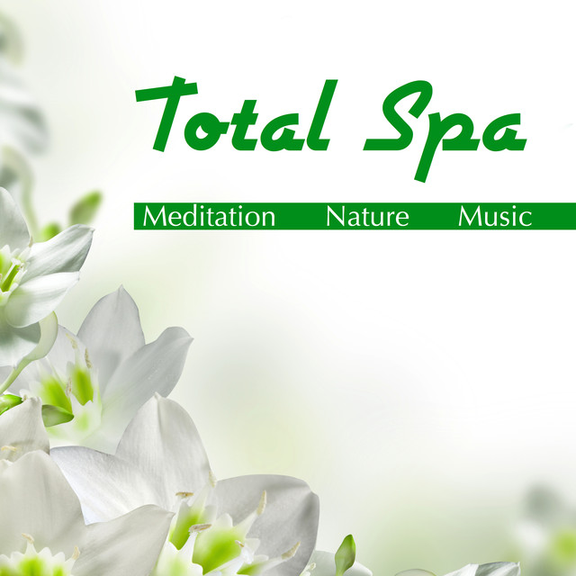 Total Spa: Meditation Nature Music for Sleep Relaxation and Massage Albumcover