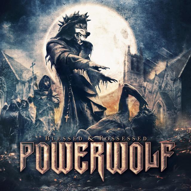 Powerwolf Blessed & Possessed album cover