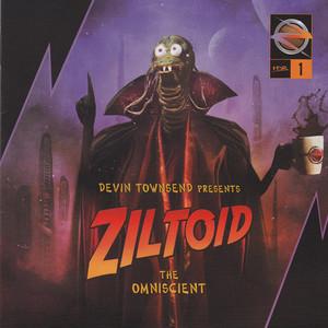 Ziltoid the Omniscient album