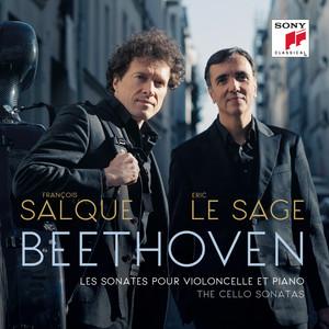 Beethoven: Sonates pour violoncelle et piano Albümü