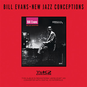 Album cover for New Jazz Conceptions by Bill Evans