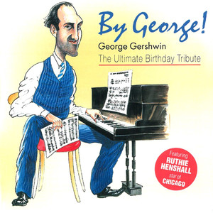 George Gershwin, Ruthie Henshall Fascinating Rhythm cover
