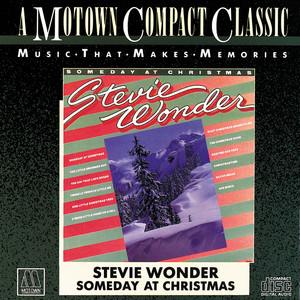 Someday At Christmas Albumcover