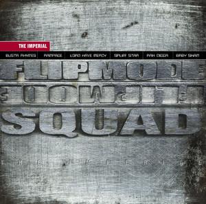 Flipmode Squad (Starring Busta Rhymes, Rampage, Spliff Star, Rah Digga, Baby Sham & Lord Have Mercy) Straight Spittin' cover