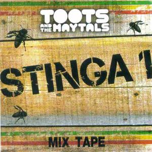Stinga 1 Mix Tape album