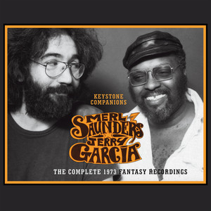 Merl Saunders, Jerry Garcia Like A Road Leading Home cover