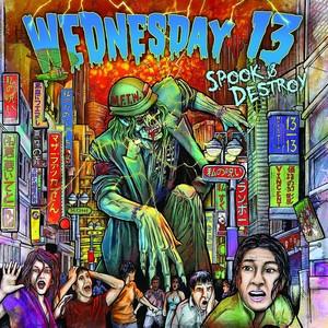 Spook & Destroy Albumcover