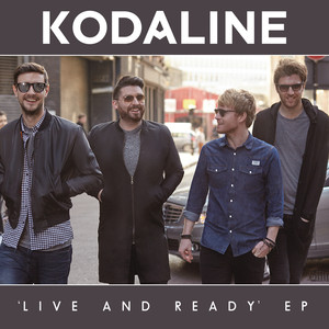 Live and Ready - EP Albumcover