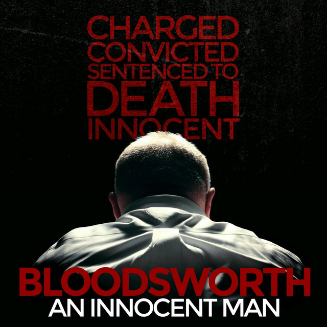Artwork for Innocent Man by Ryan Bayne
