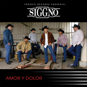 Amor Y Dolor Albumcover
