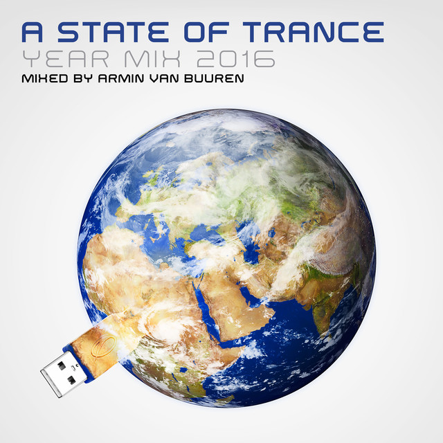 Album cover for A State Of Trance Year Mix 2016 (Mixed by Armin van Buuren) by Armin van Buuren