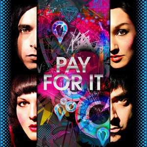 PAY FOR IT Albumcover
