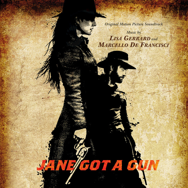 Jane Got A Gun (Original Motion Picture Soundtrack)