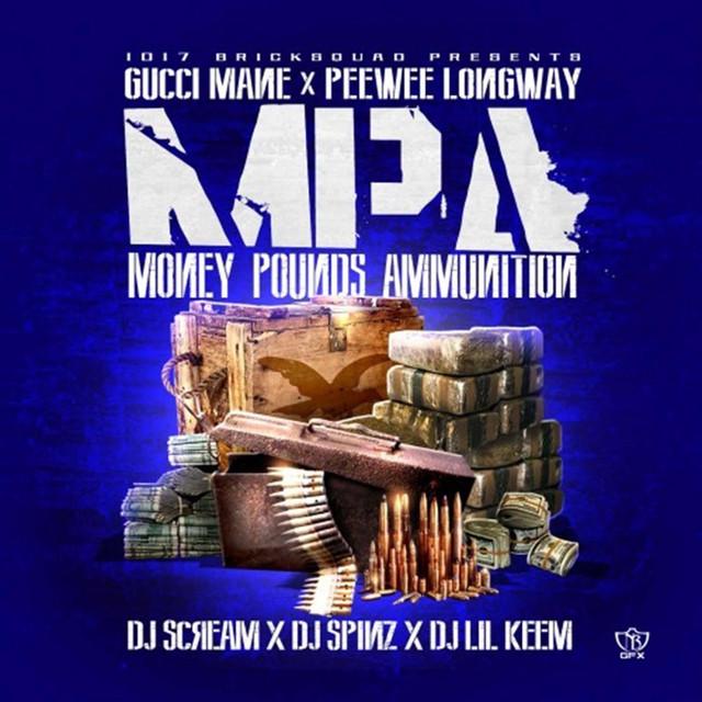 Money, Pounds, Ammunition Albumcover