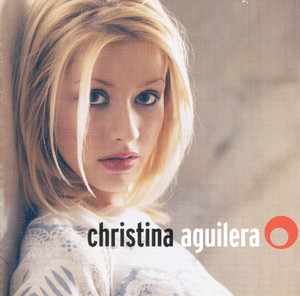 Christina Aguilera Albumcover