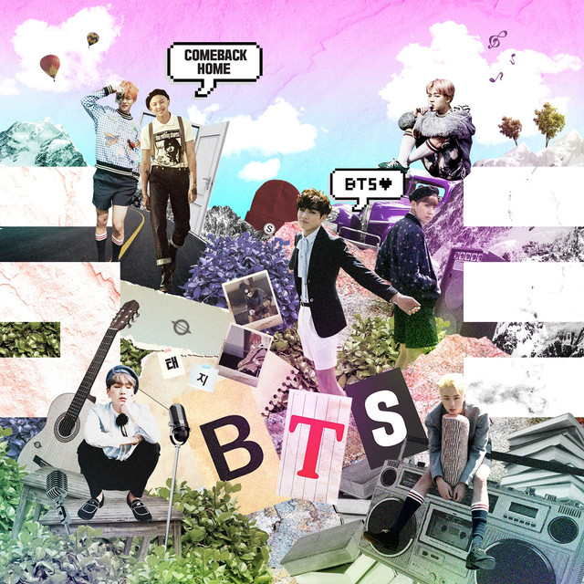 BTS — Cover, Mixtape, OST, Collaboration & Other Non-Album Song
