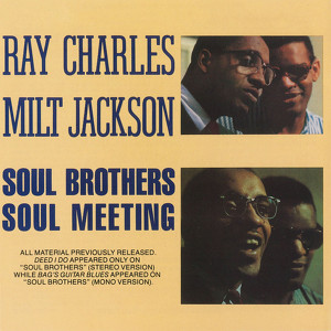 Soul Brothers/Soul Meeting Albumcover