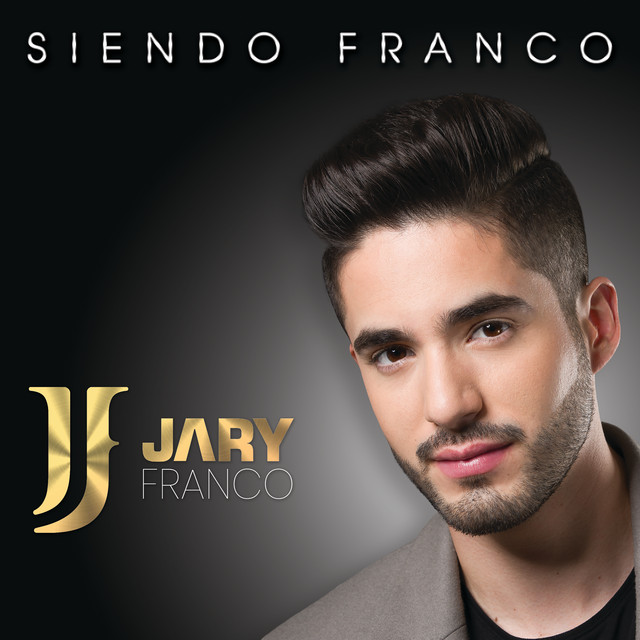 Album cover for Siendo Franco by Jary Franco