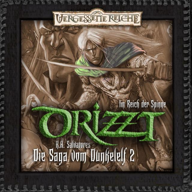 Die Saga vom Dunkelelf, Teil 2: Im Reich der Spinne Cover