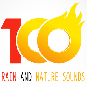 100 Rain and Nature Sounds Albumcover