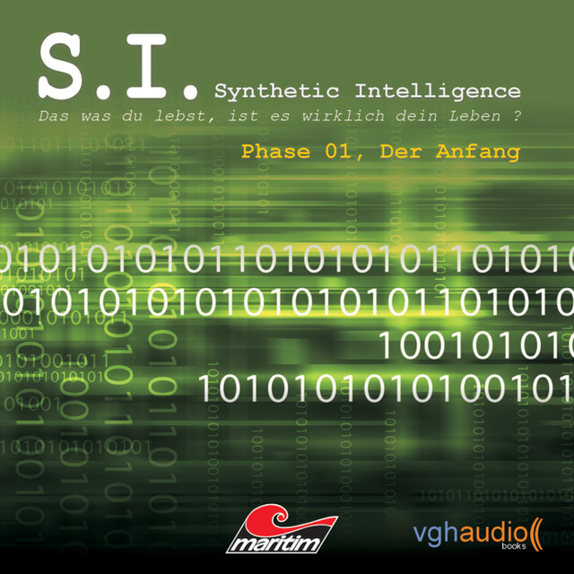 S.I. - Synthetic Intelligence Cover