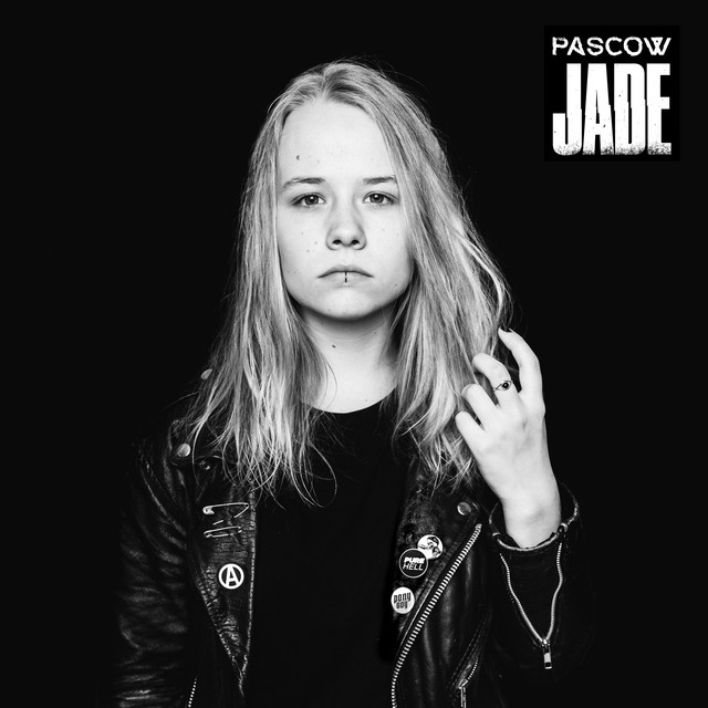 Album cover for Jade by Pascow