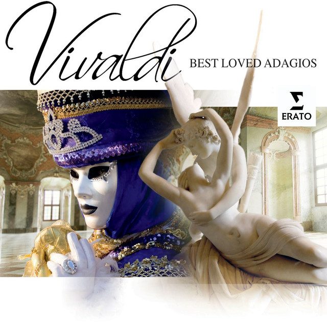 Vivaldi Best loved adagios Albumcover