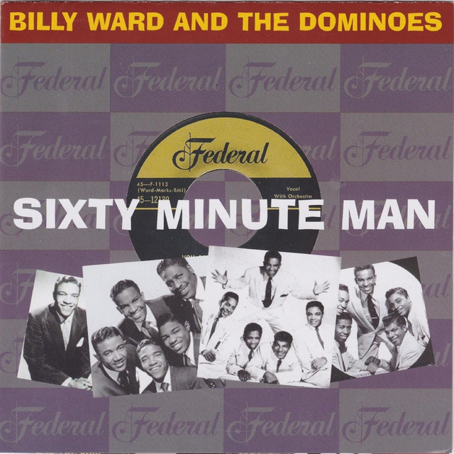 Sixty Minute Man cover