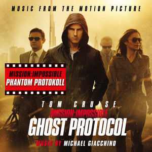 Mission: Impossible - Phantom Protokoll Albumcover