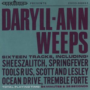 Daryll-Ann Weeps album