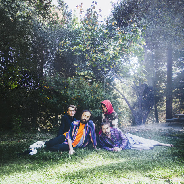 Album cover for U.F.O.F. by Big Thief