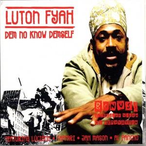 Dem No Know Demself Feat. Jah Mason Albumcover