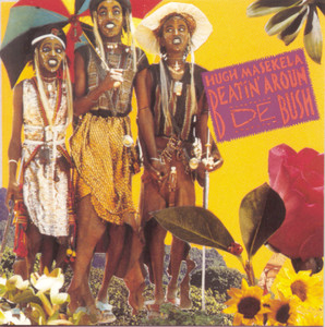 Beatin' Aroun De Bush Albumcover