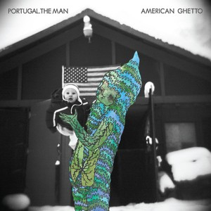 American Ghetto Albumcover