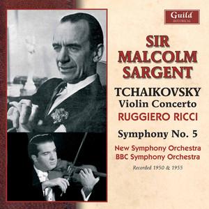 Tchaikovsky: Violin Concerto, Op. 35 & Symphony No. 5, Op. 64 Albümü