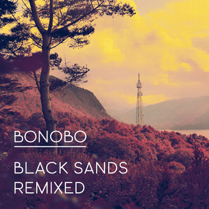 Black Sands Remixed Albumcover