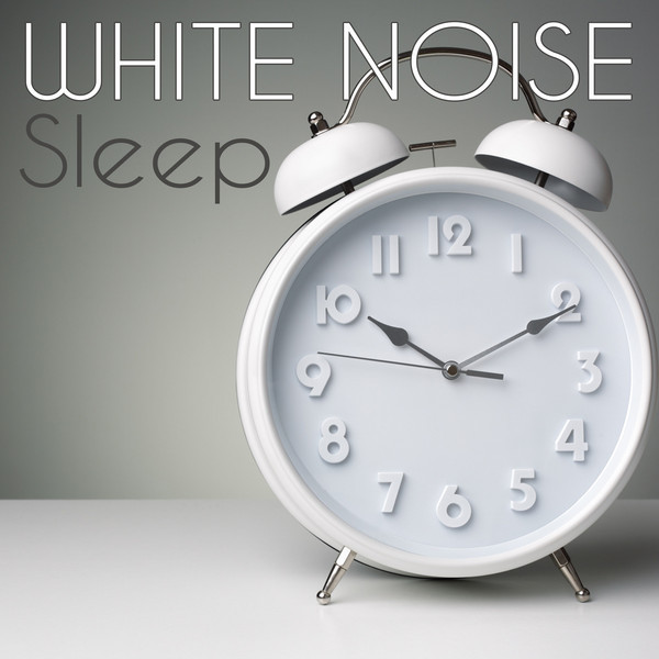 Sleep White Noise Albumcover