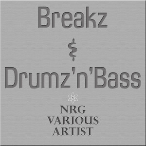 NRG Various Artist - Breakz, Drumz And Dupstep - (empty)
