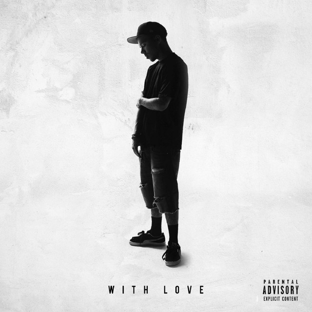 Album cover for With Love by Phora