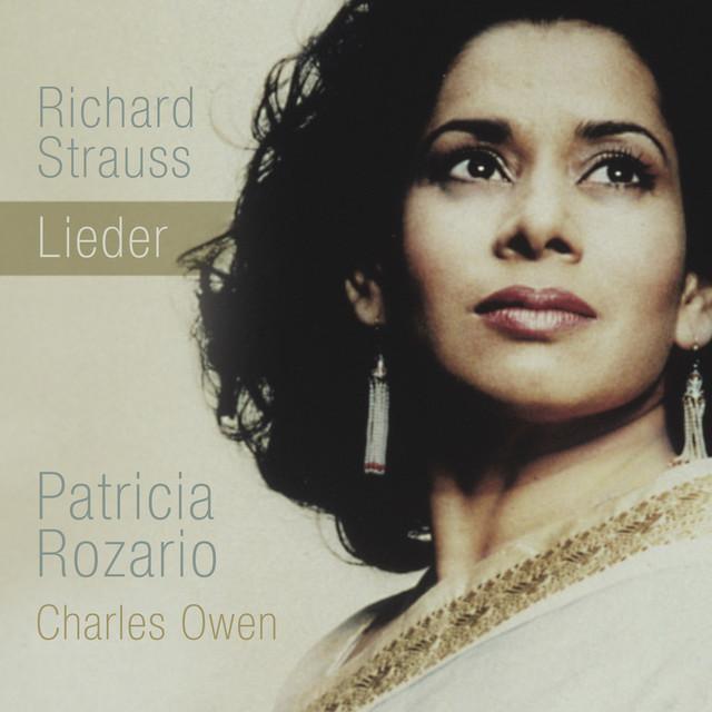R. Strauss: Lieder Albumcover